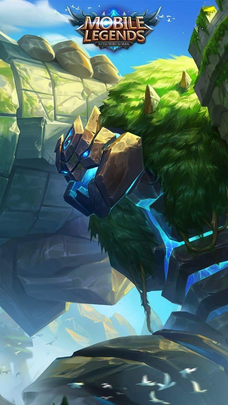 Grock Fortress Titan Mobile Legends Mobile Legends