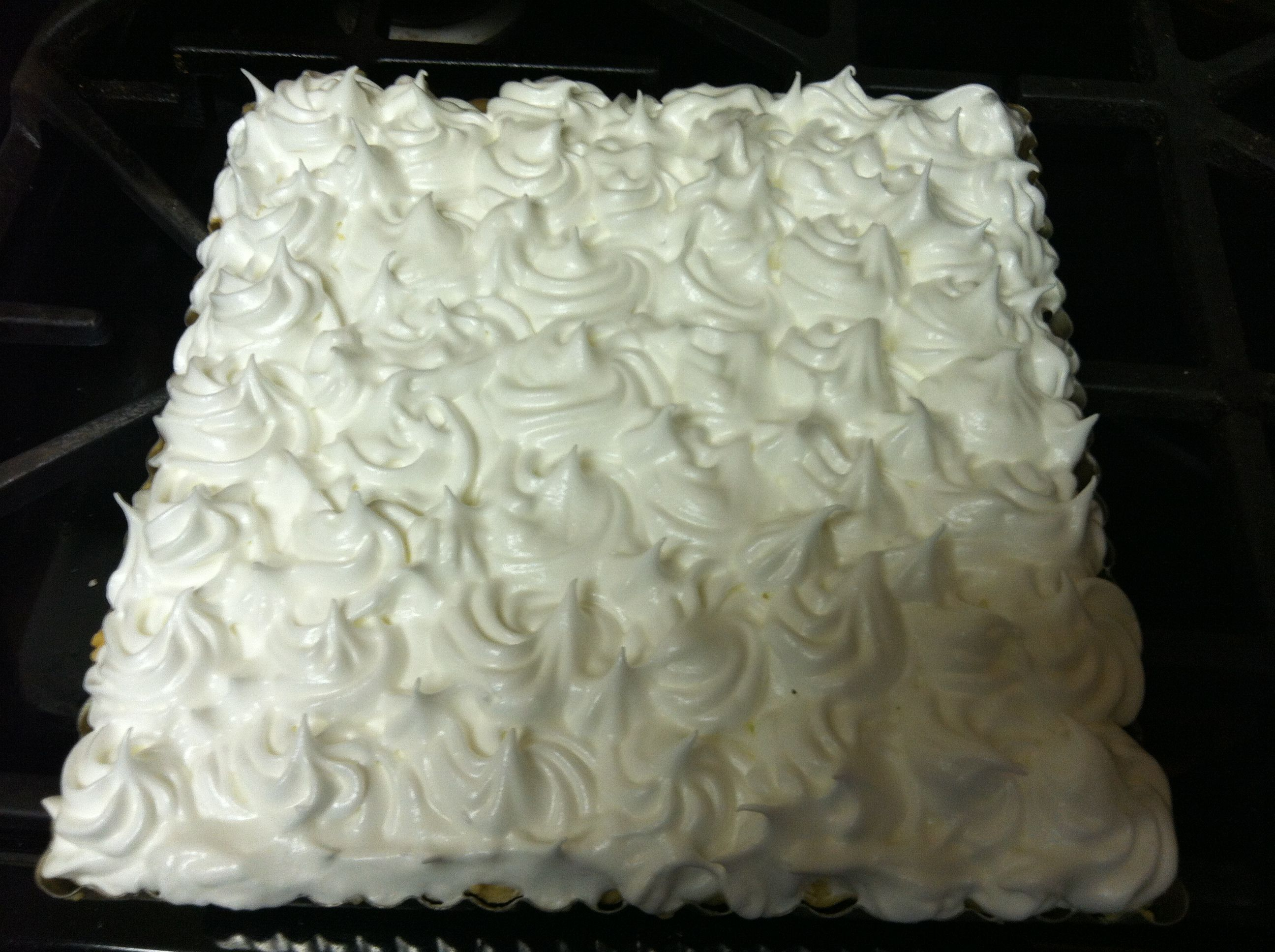 Lime meringue tart | Cakes/muffins. Desserts/treats | Pinterest