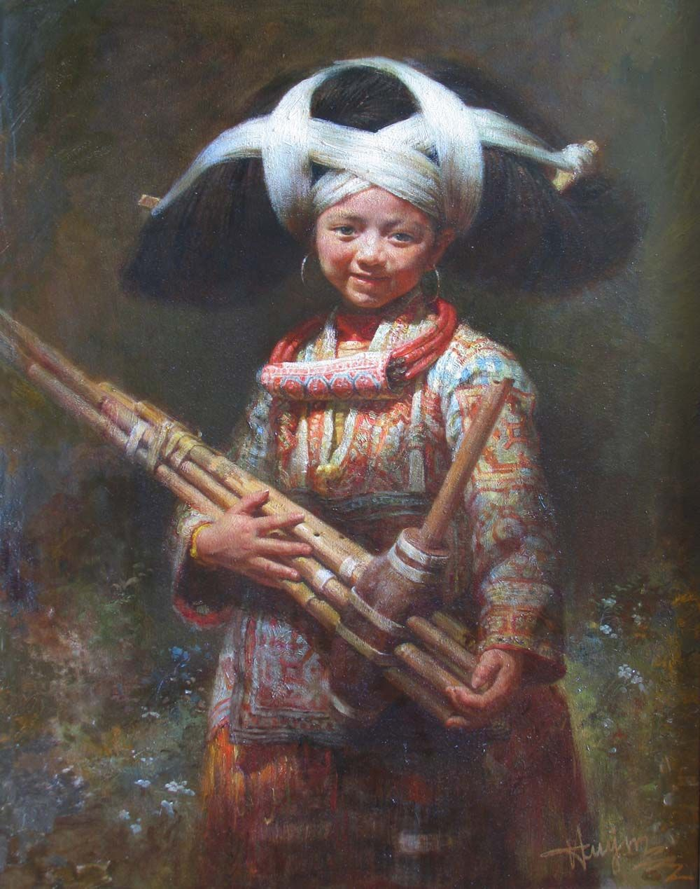 Pin by Shen Lauj on Hmong (Miao) People | Pinterest Miao People Art