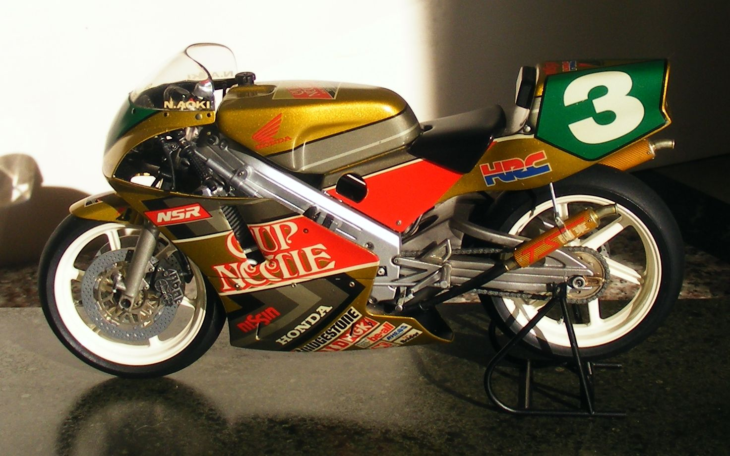 1/12 Honda NSR250 Cup Noodle - Motorcycles - ARC Discussion Forums