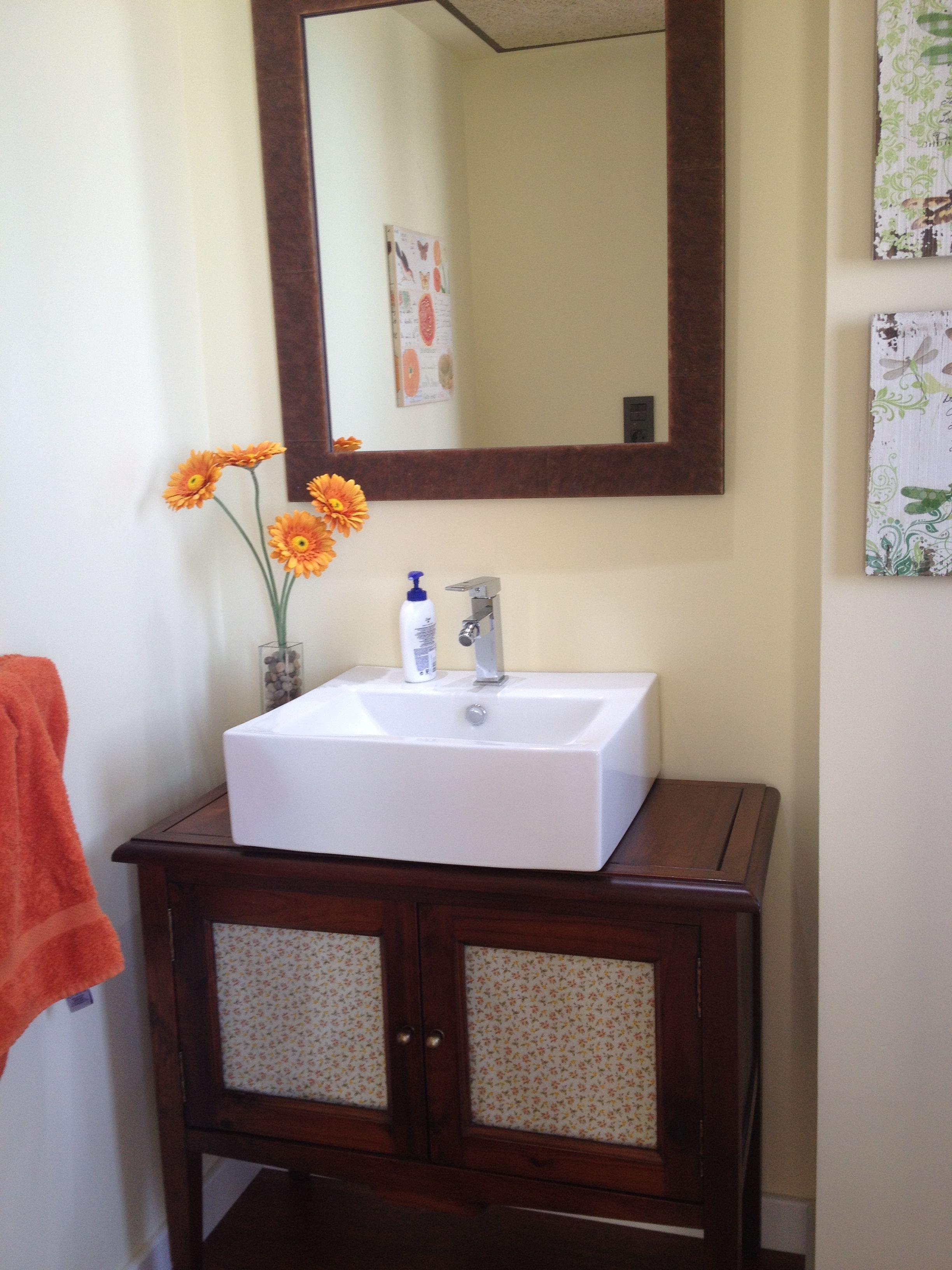 Organizador De Baño Homecenter:de mueble bar a mueble de baño