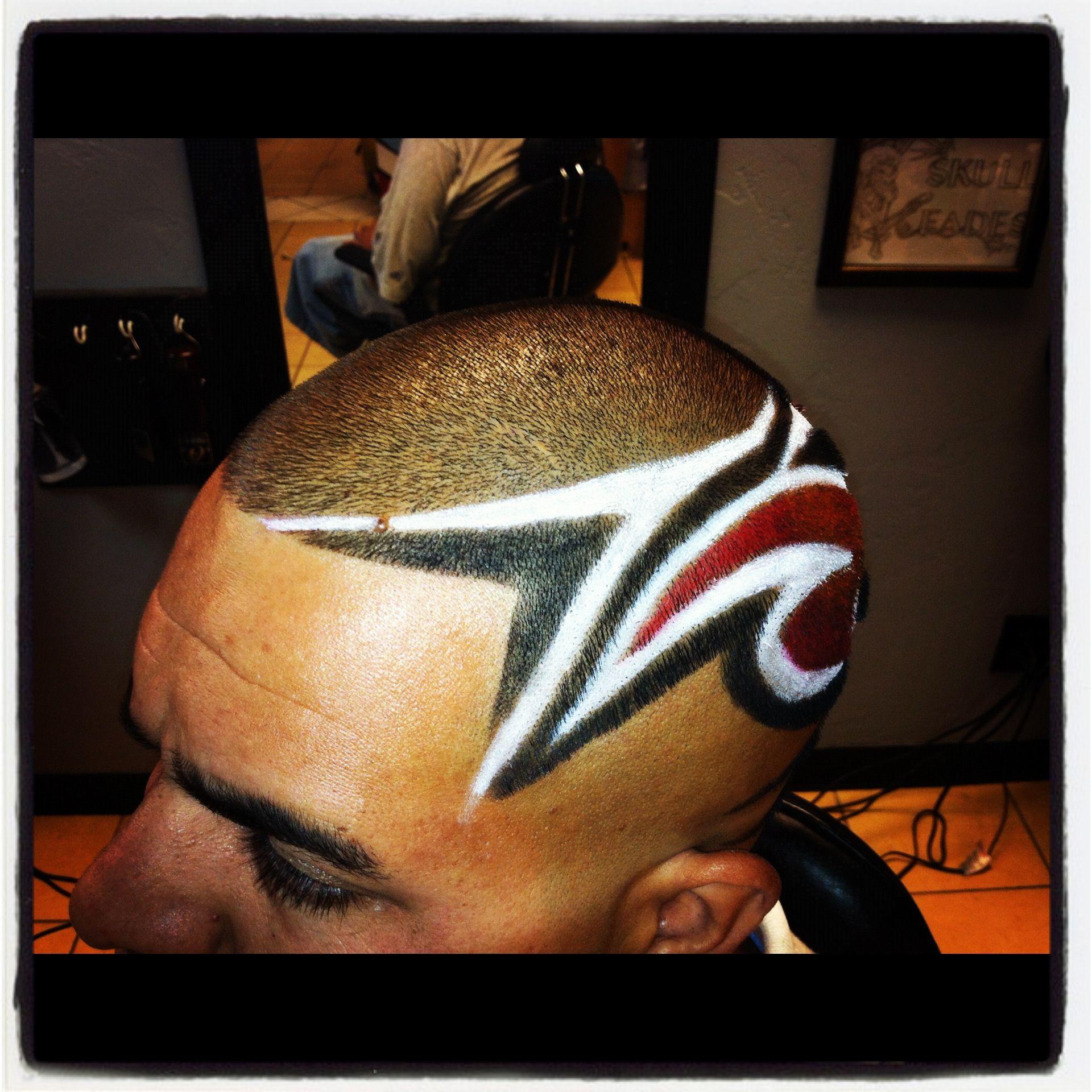 ... heart hair design   Haircuts, Designs, Beard Line-Ups, Bigen S