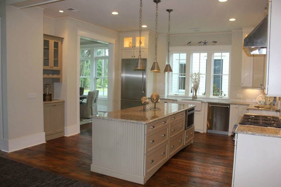 Kitchen And Living Room Combo New Model Home At Palmento Bluff Pi