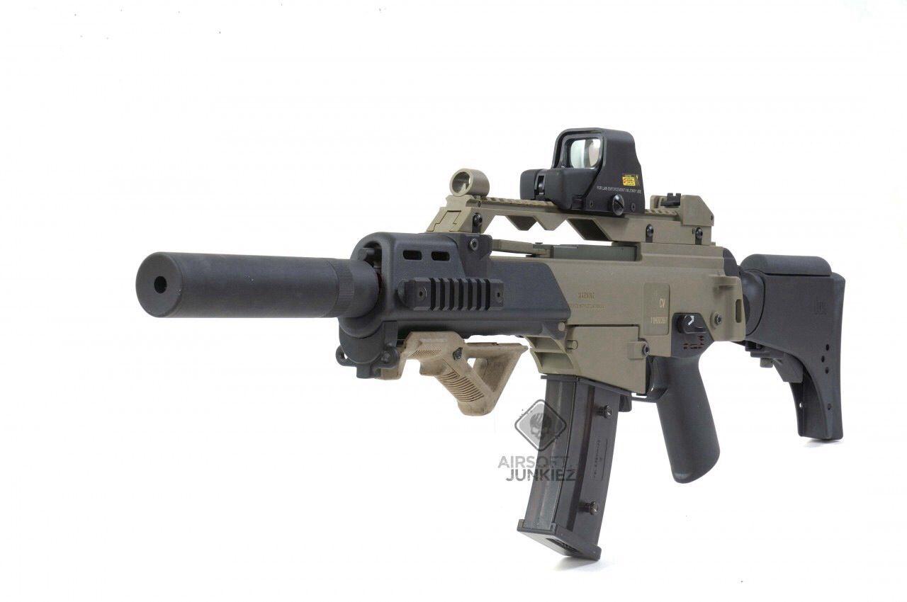 tactical g36c survivaltactical pinterest