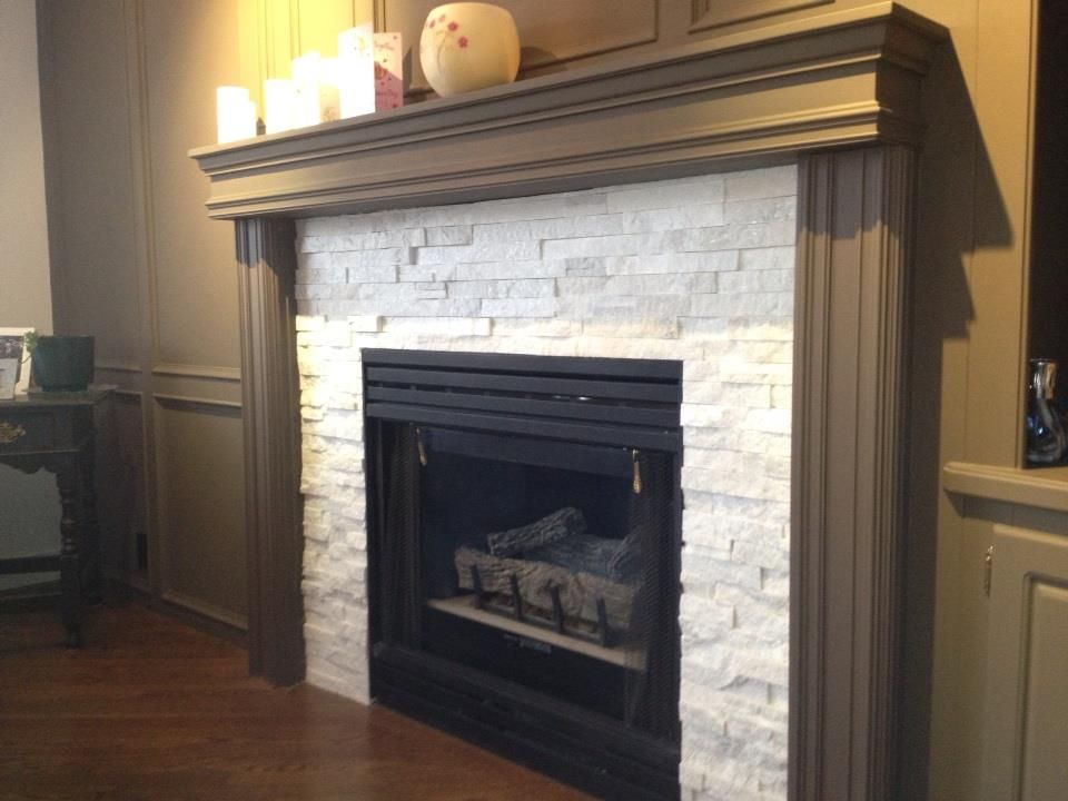 Fireplace Remodel For The Home Pinterest
