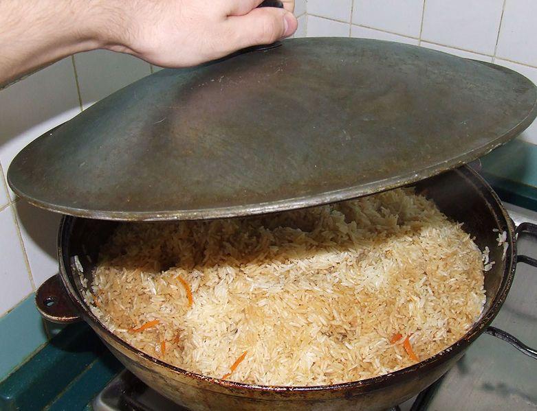 Uzbek plov healthy food pinterest for Azeri cuisine caledonian road