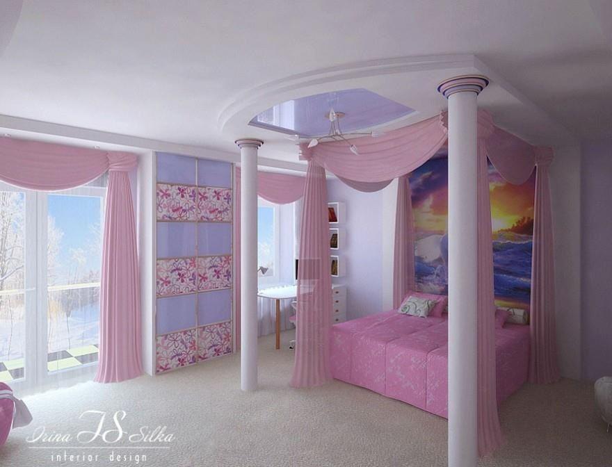 Little Princess Room Girls room Pinterest