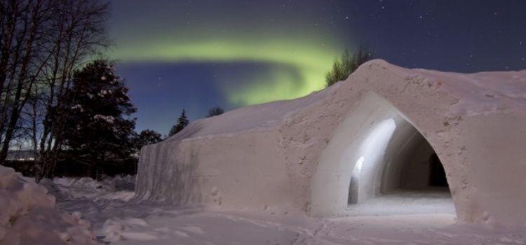 hotel de hielo viaje laponia