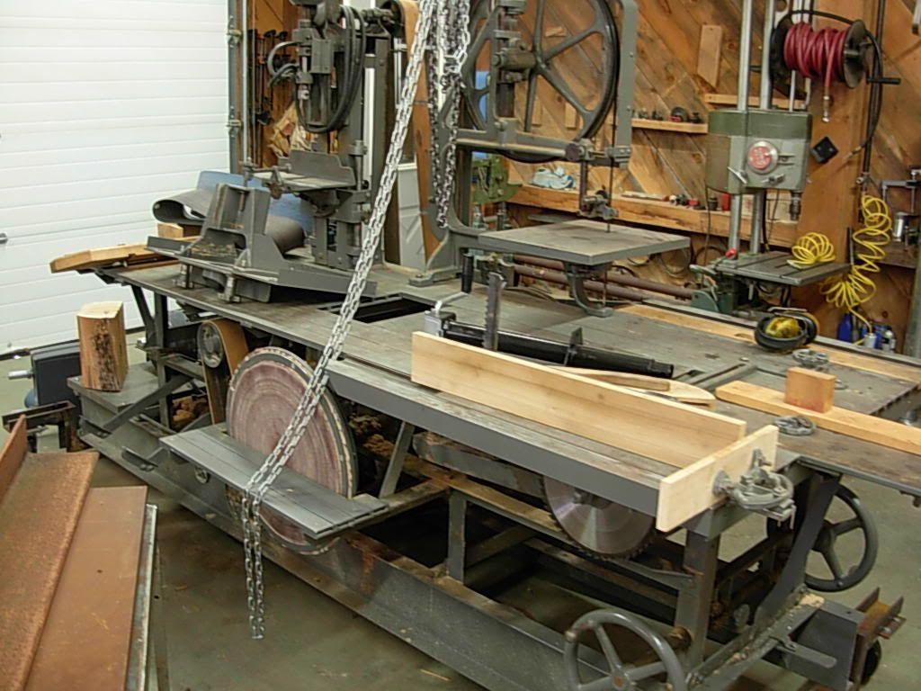 Elegant Antique Mortising Machine