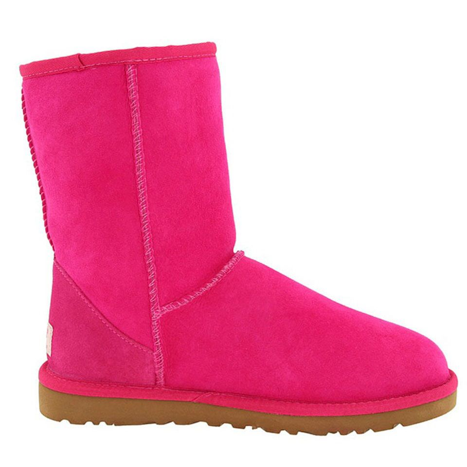 pink youth ugg boots