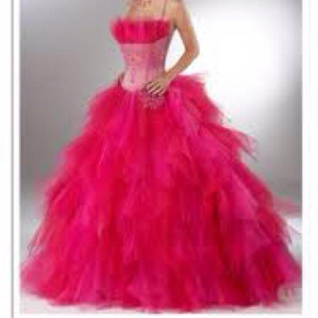 Custom size one shoulder beading royal blue evening pink wedding dresses