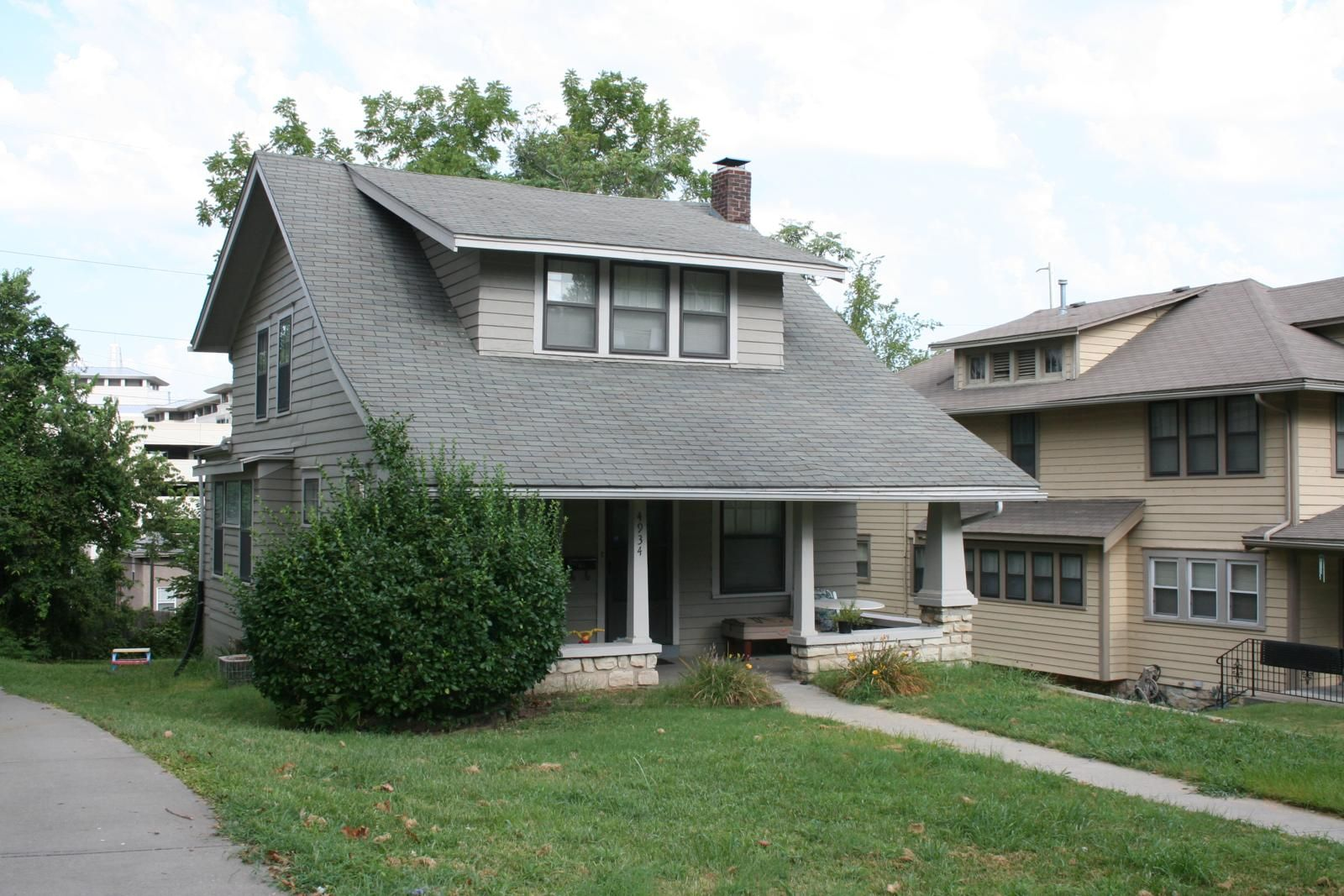 Shed dormer project bungalow pinterest for Shed with dormer