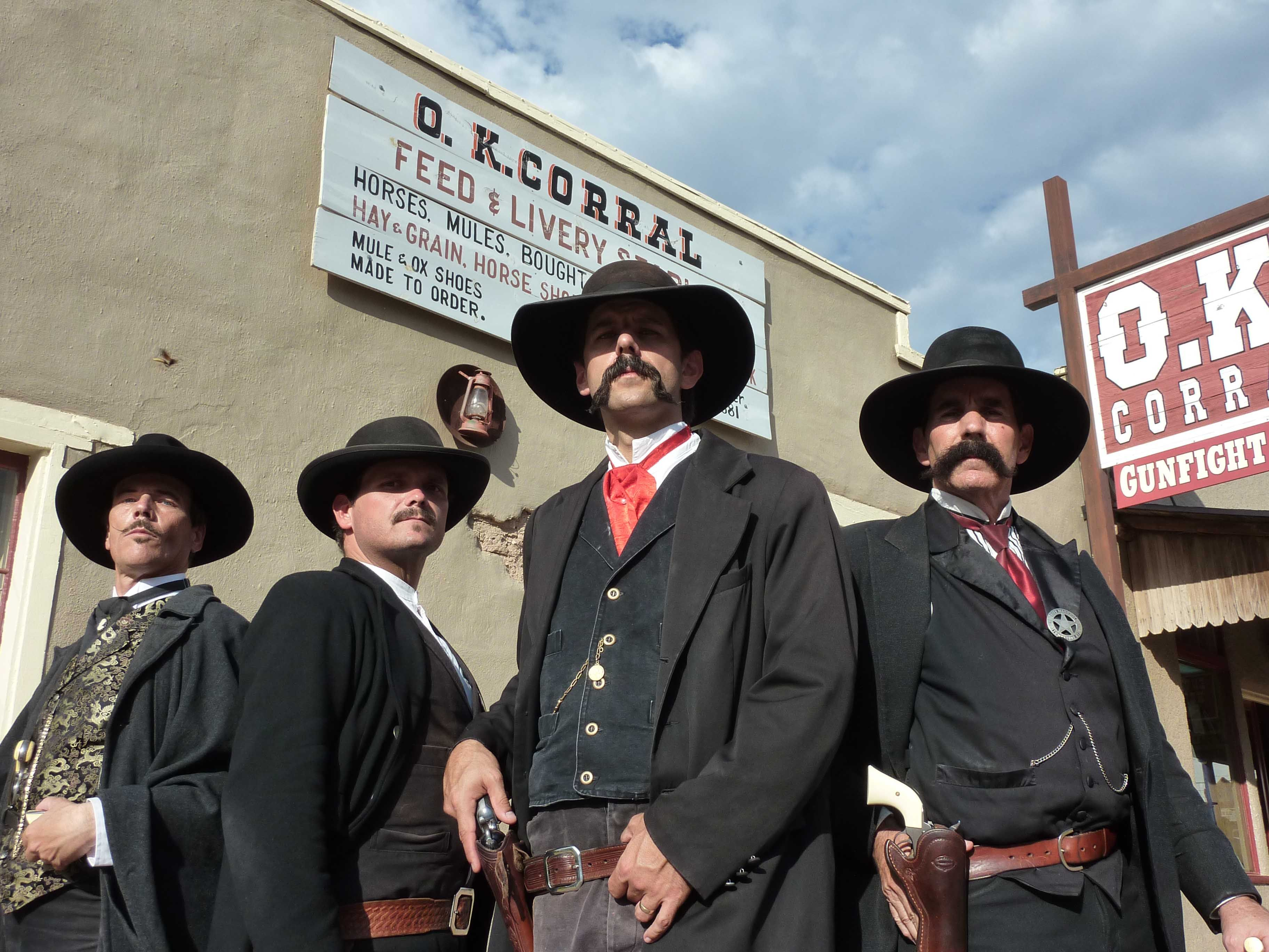 Cached Pictures of doc holliday and wyatt earp