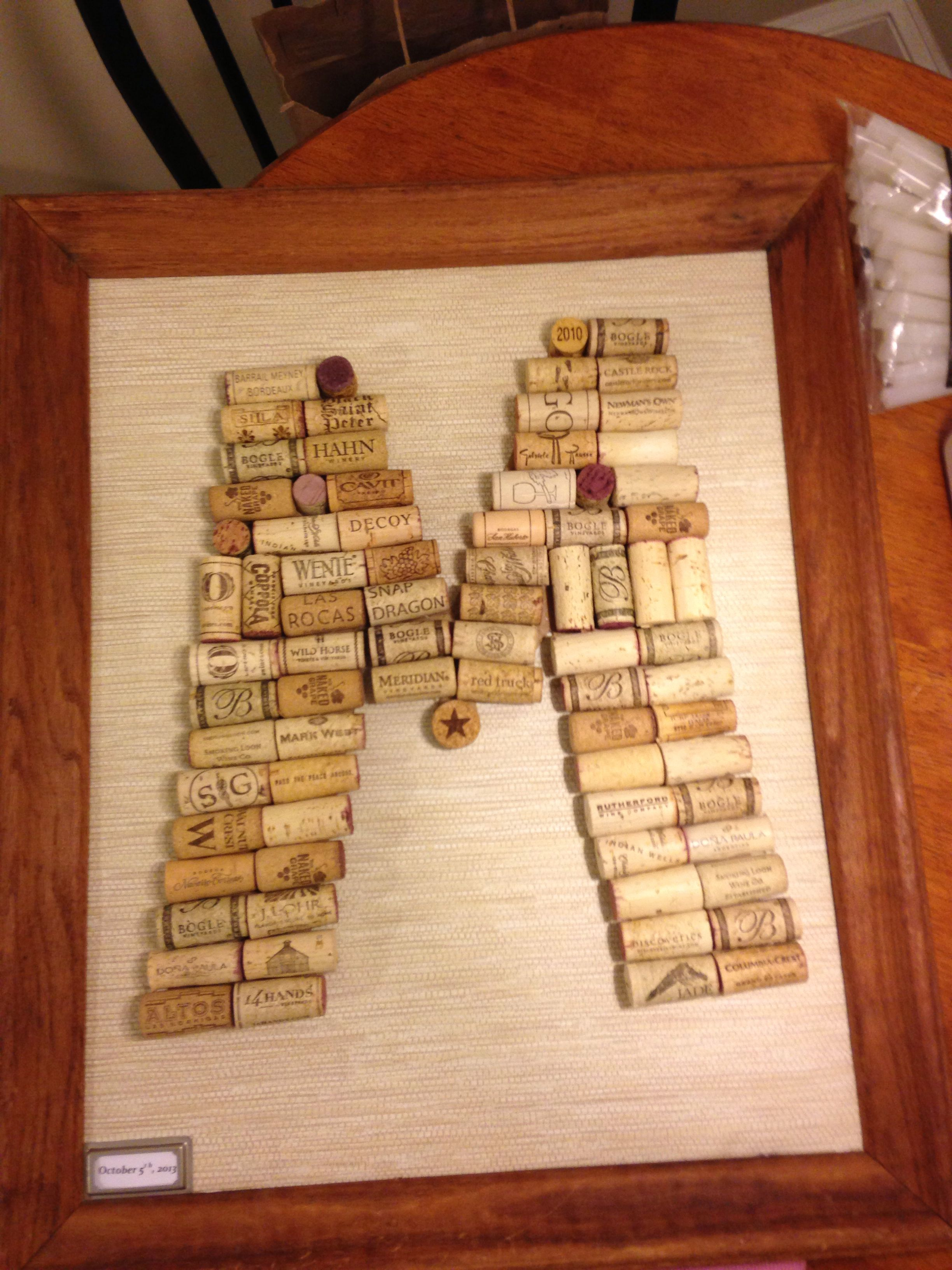 Wine corks wine cork ideas pinterest for Wine cork ideas