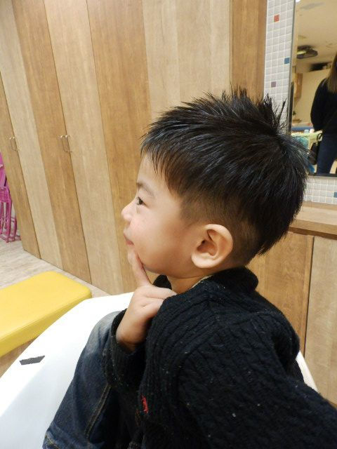 小学生 髪型 男の子 短め