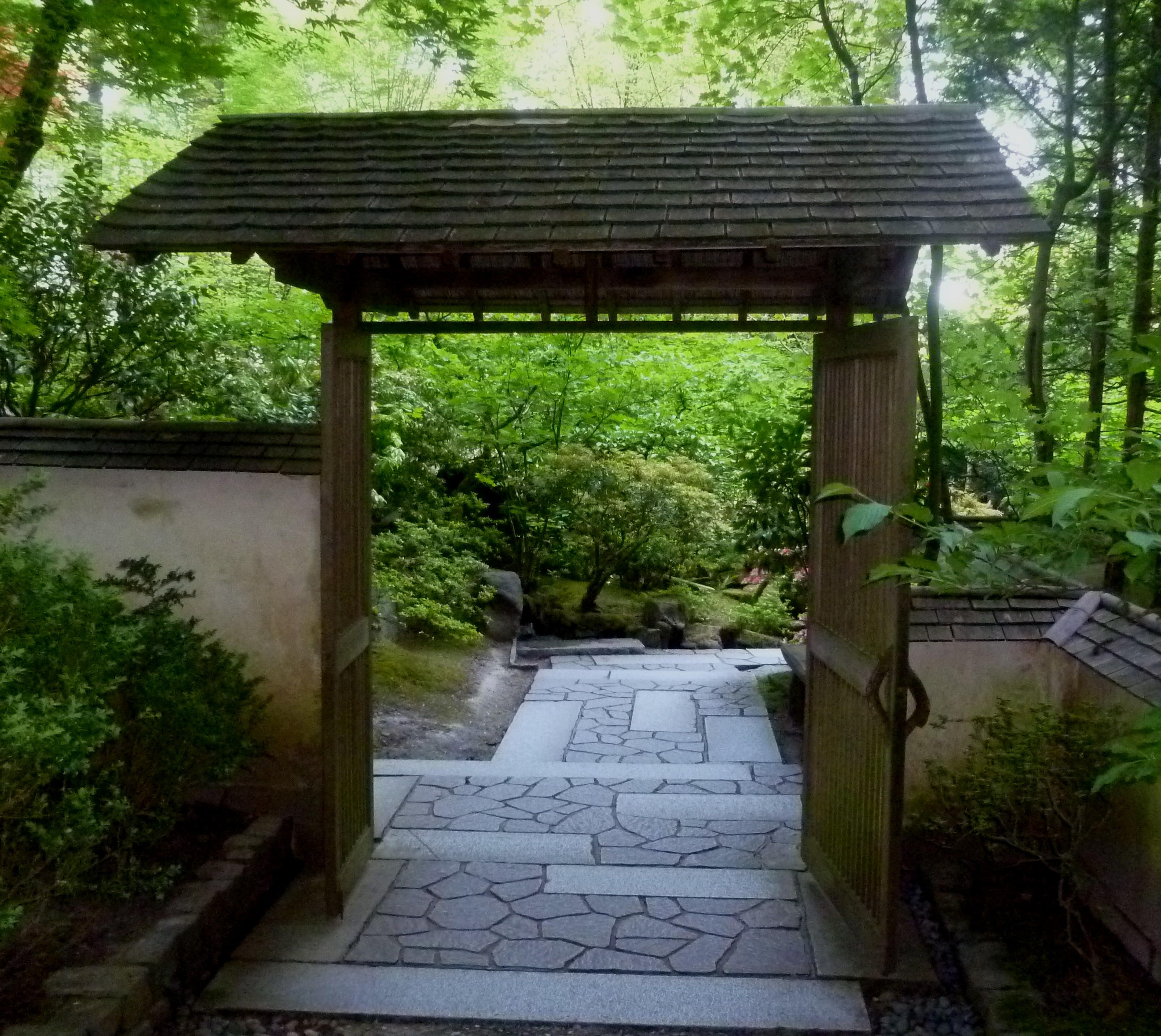 Japanese tea garden portland oregon garden gates and garden sheds - Garden sheds oregon ...