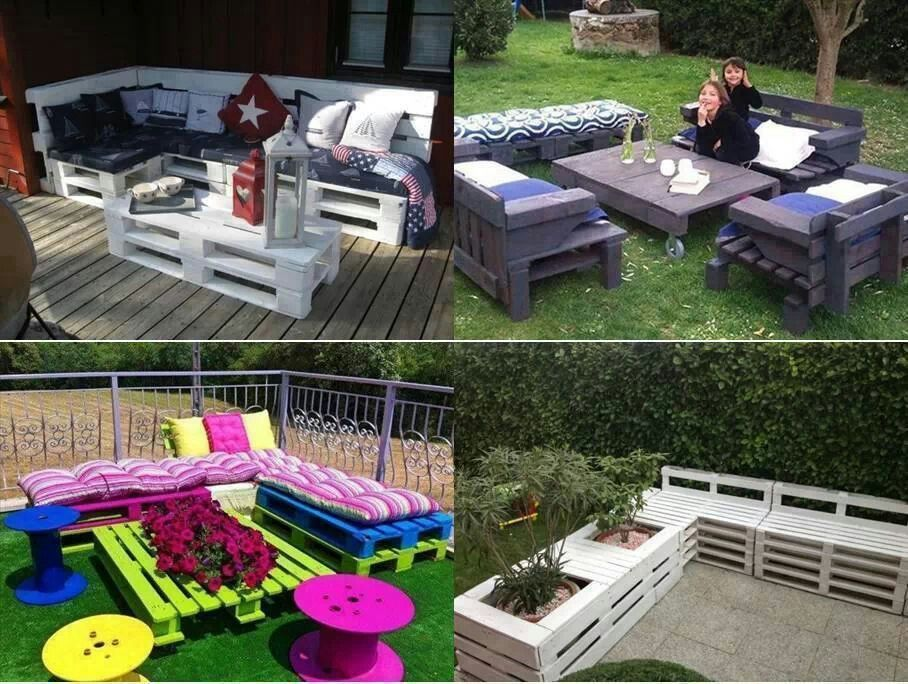 ... Table also Outdoor Furniture Made From Pallets. on pallets as outdoor