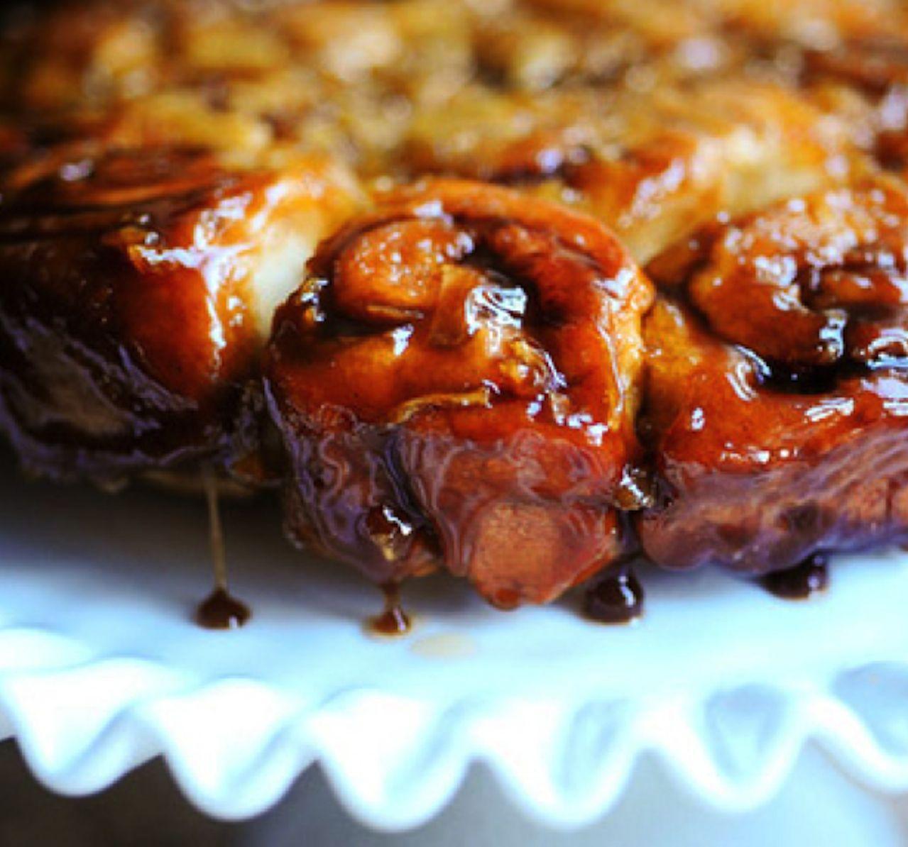 caramel apple sticky buns. ree drummond | feast | Pinterest