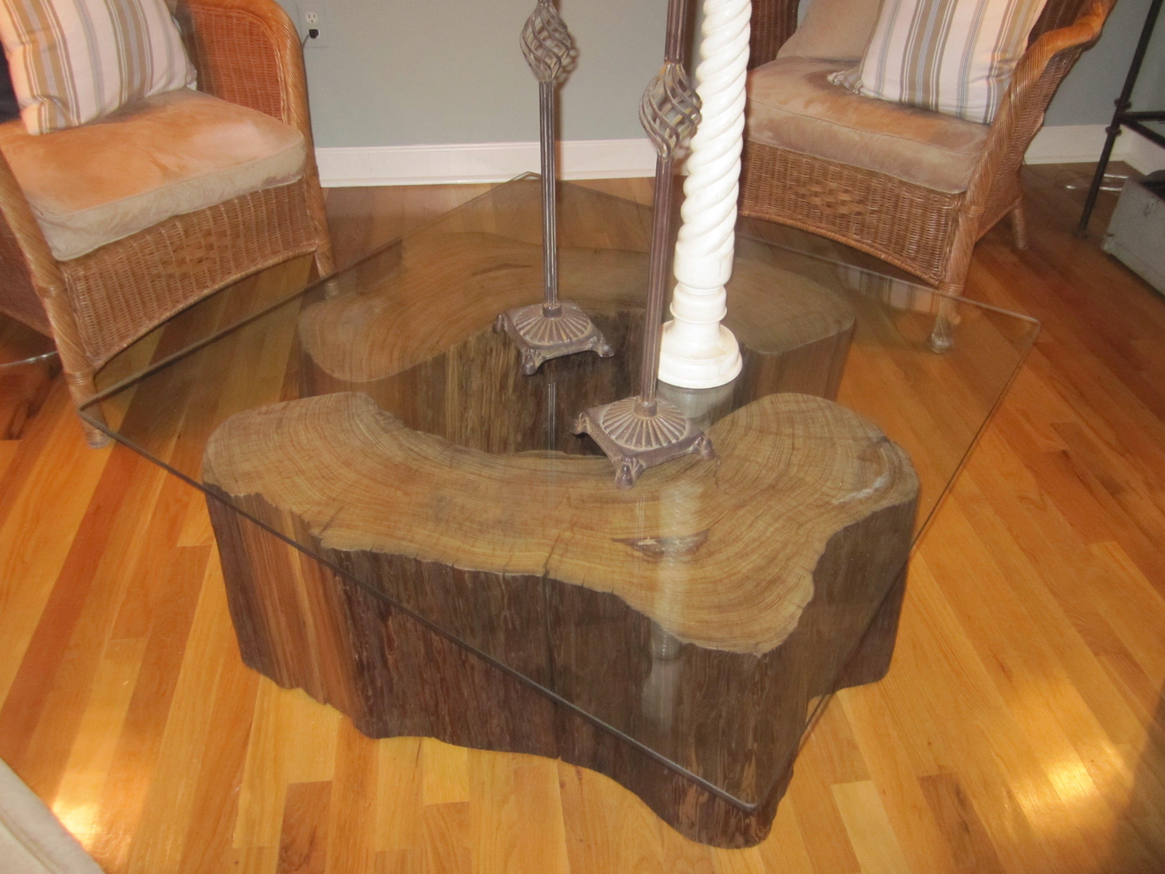 Custom Duel Sinker Cypress Coffee Table Interior Design Pinterest