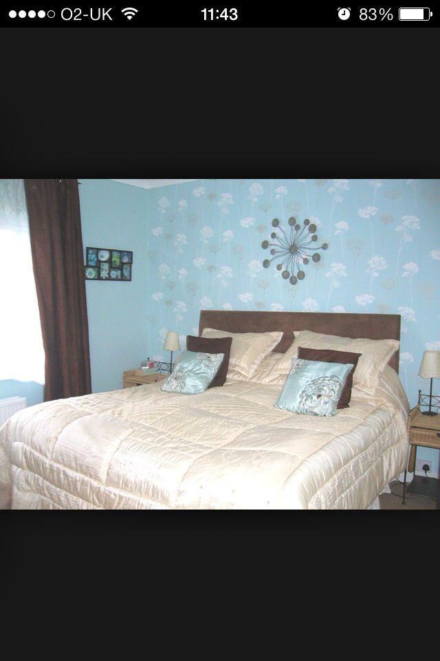 Duck Egg Blue Bedroom Bedroom Pinterest