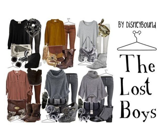beautiful lost boys outfit