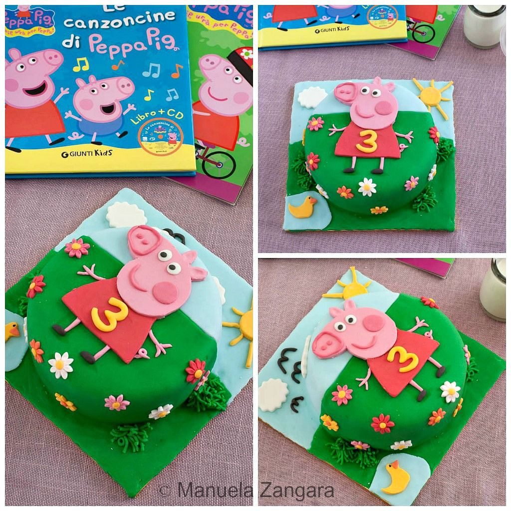 Peppa Pig Printable Cake Ideas And Designs