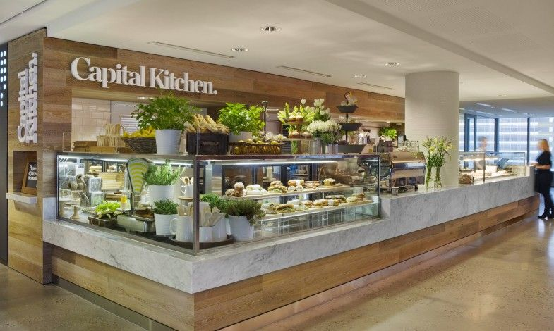 Charming Front Side   Capital Kitchen Restaurant | Food Display | Pinterest |  Restaurants, Kitchens And Food Court