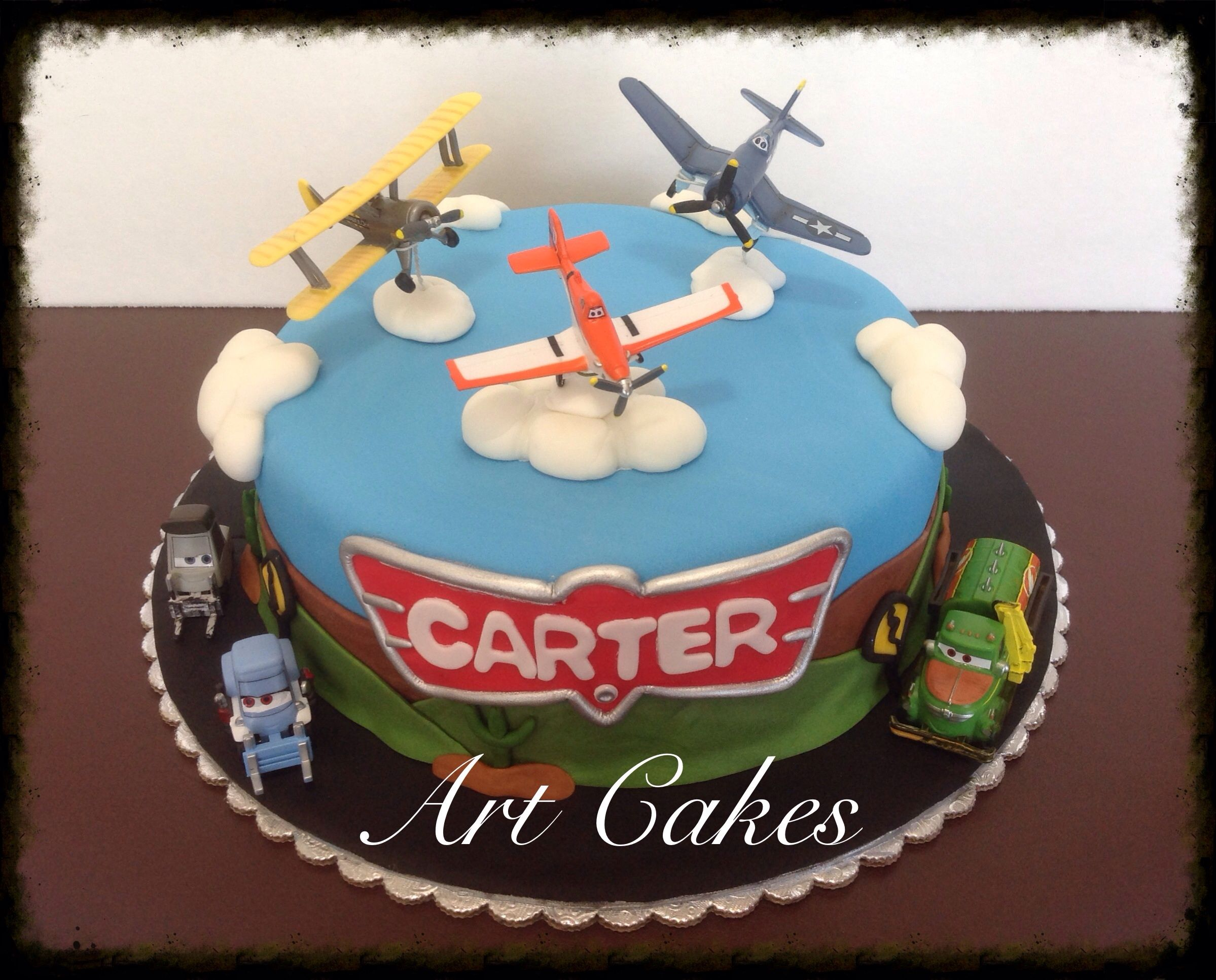 Disney Planes Cake Images : Disney Planes Cake Cakes Pinterest