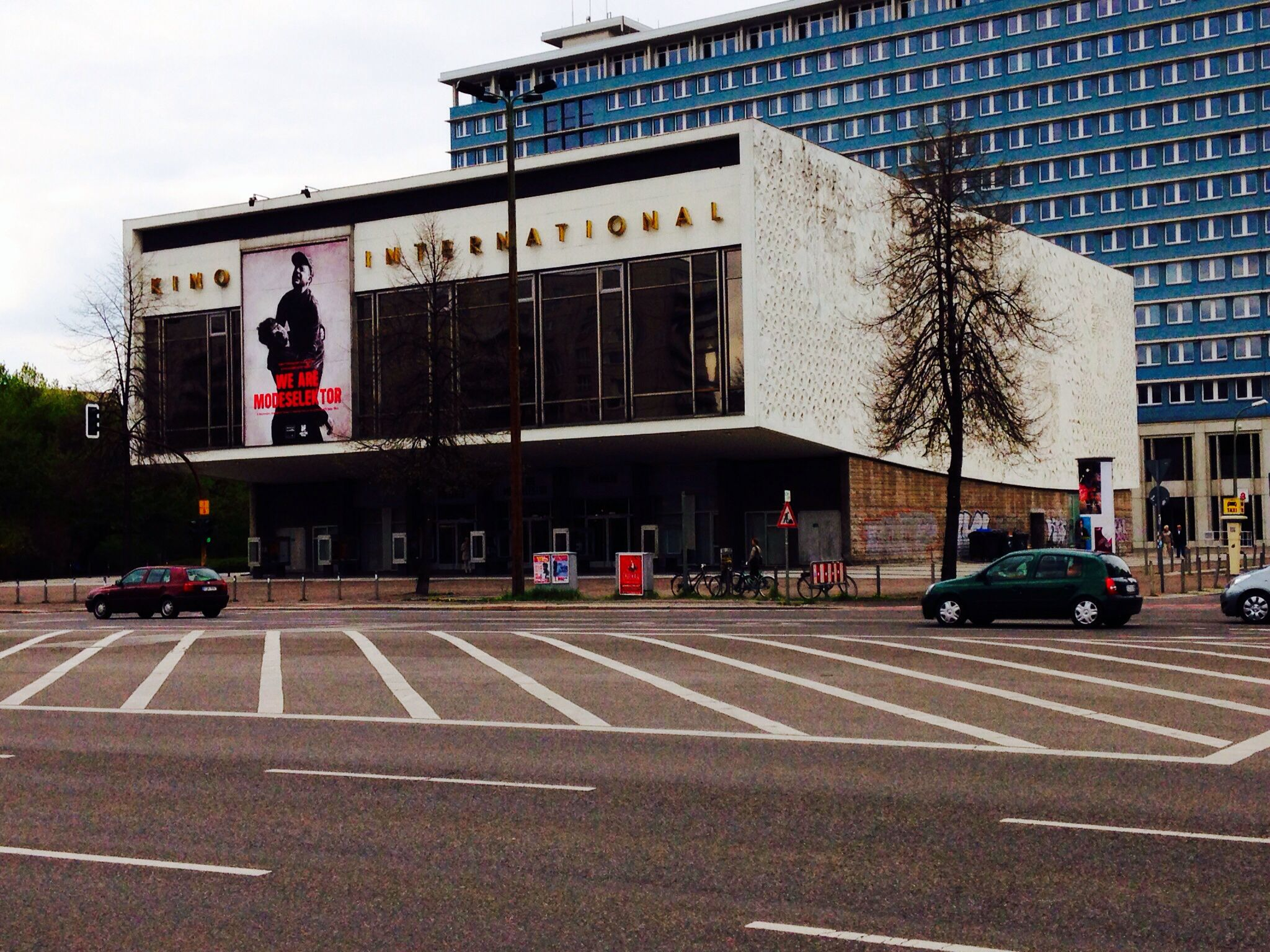 TLG IMMOBILIEN: Kino Cubix, Berlin