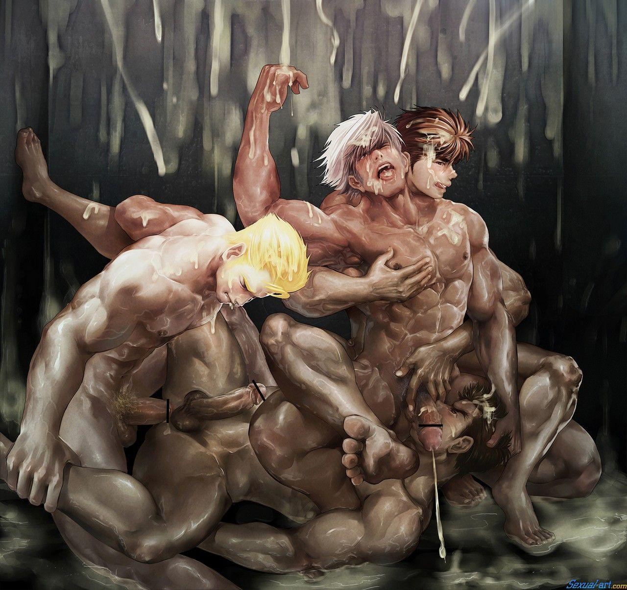 Порно Арты Геи