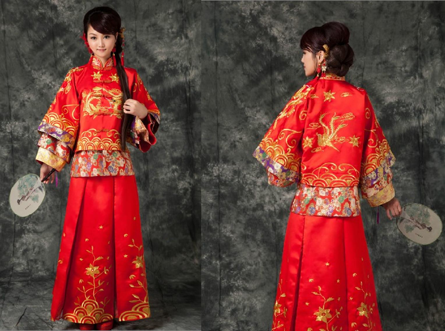 Modern chinese wedding dress chinese history pinterest