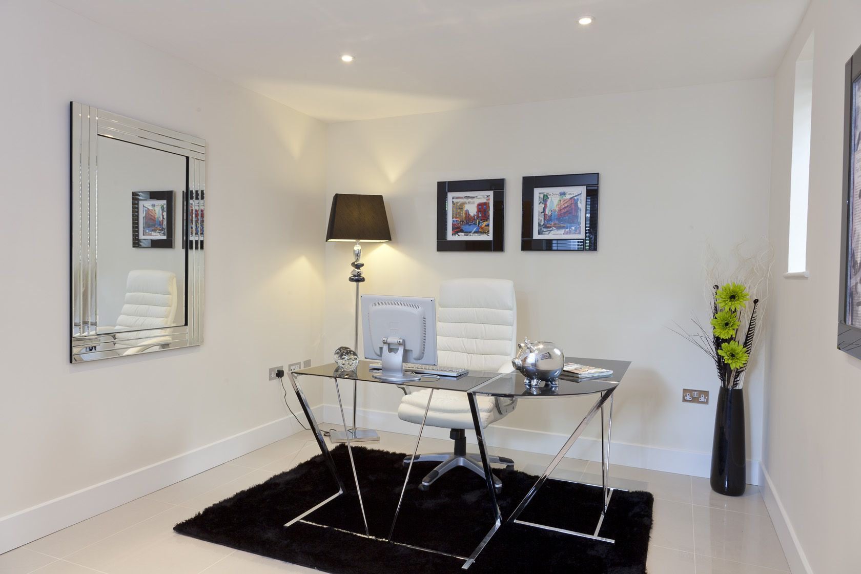 Office Space Our Show Homes Interior Design Projects Pinterest
