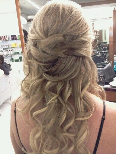 Hairstyles For Long Hair For Mother Of The Groom : Mother of the groom wedding hair Hair styles Pinterest