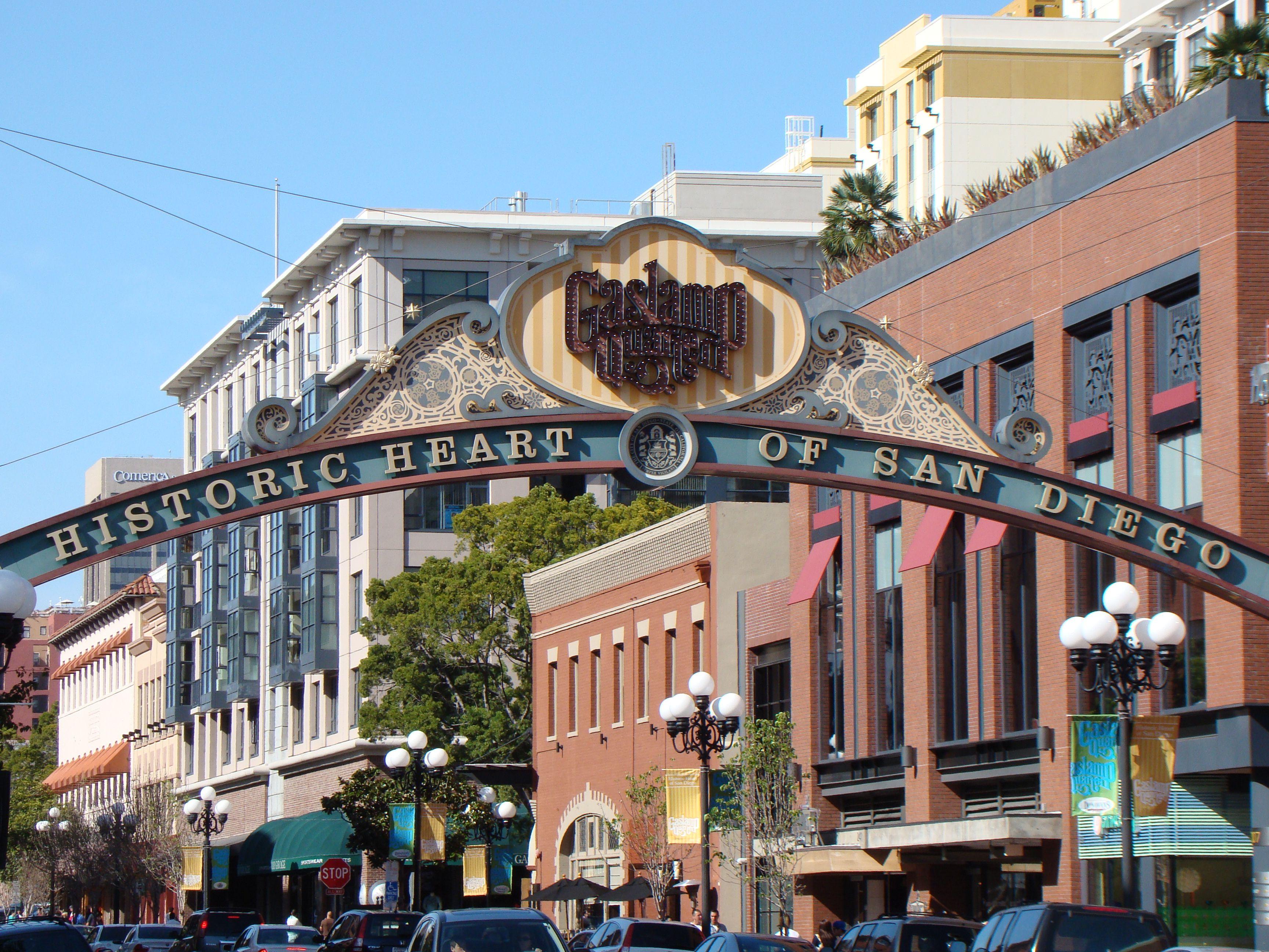 Gaslamp District | San Diego, CA | Cities & Neighborhoods ...