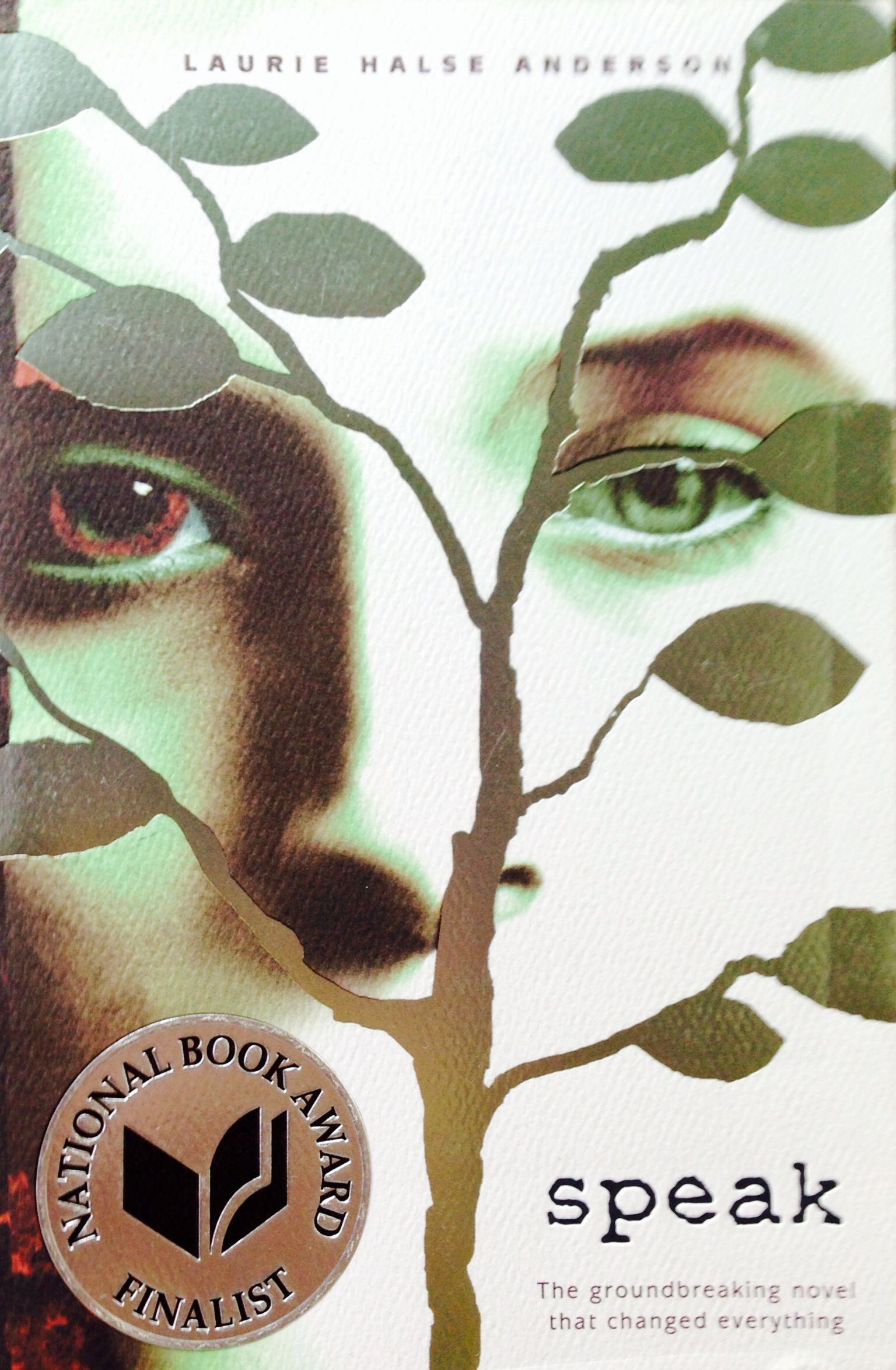 speak by laurie halse anderson book Laurie halse anderson is a new york times bestselling author known for tackling tough subjects with humor and sensitivity her work has earned numerous ala and.