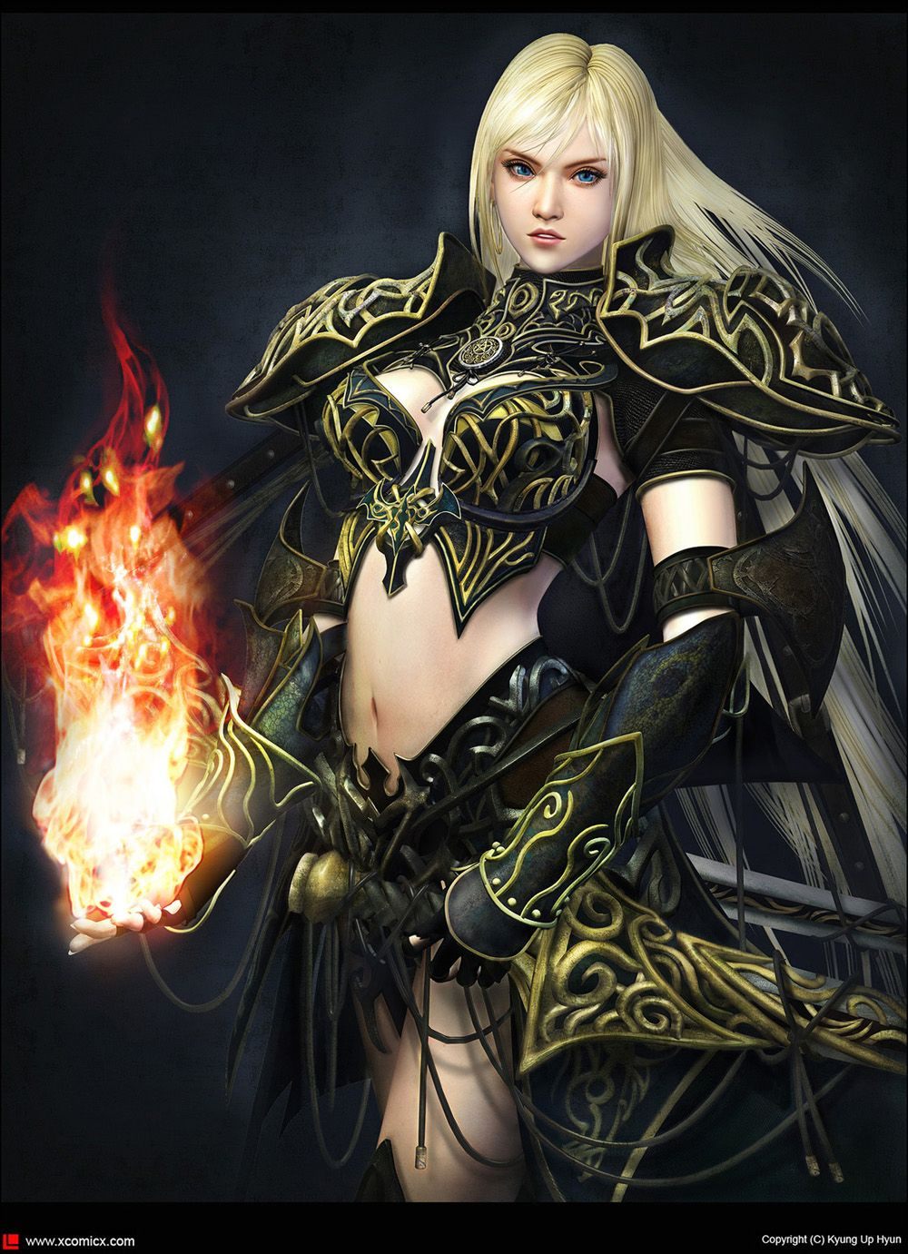 Warrior lady 3gp porncraft image