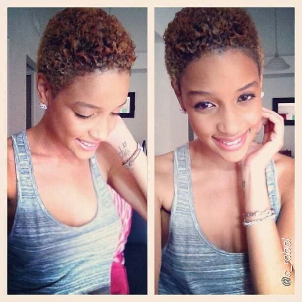 Big chop do | Natural and Style | Pinterest