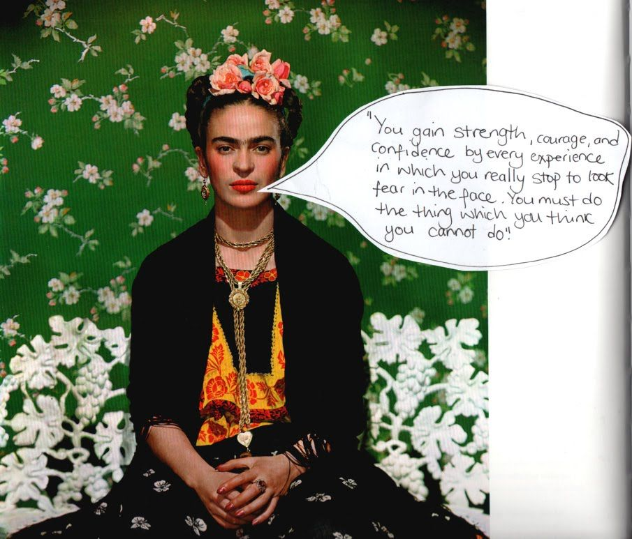 artist frida kahlo biography