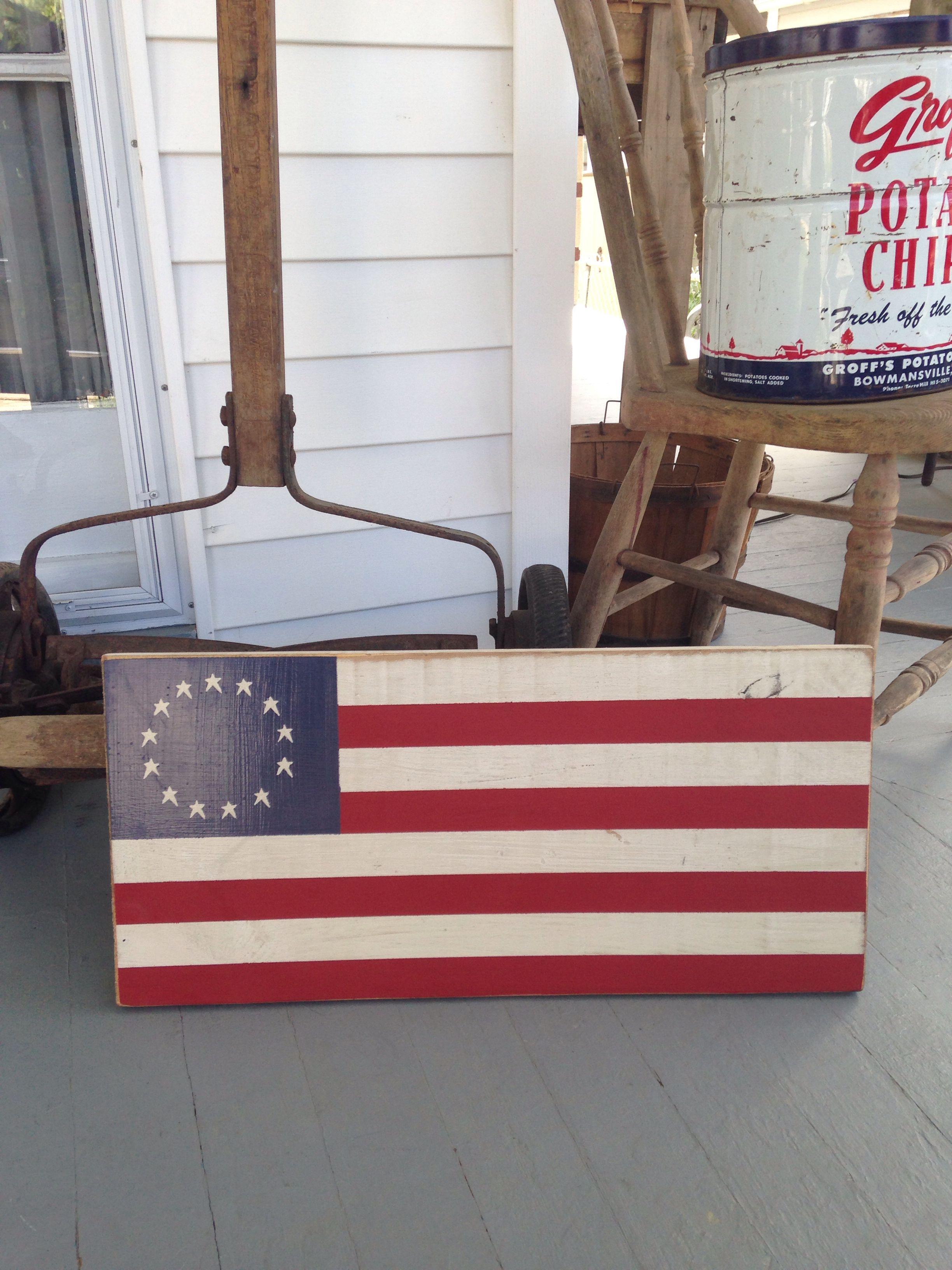 flagpole corner