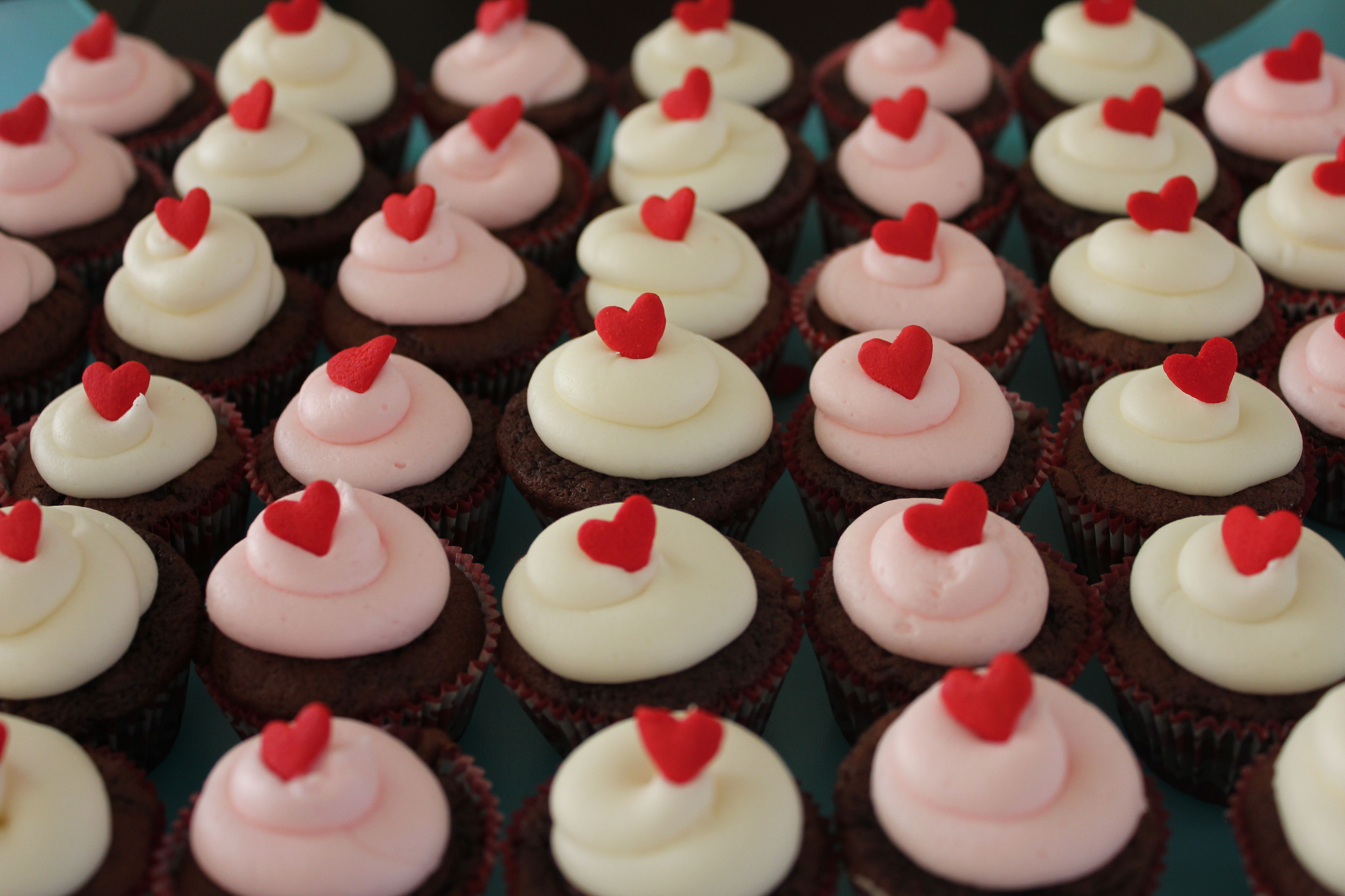 simple valentine cupcake recipes