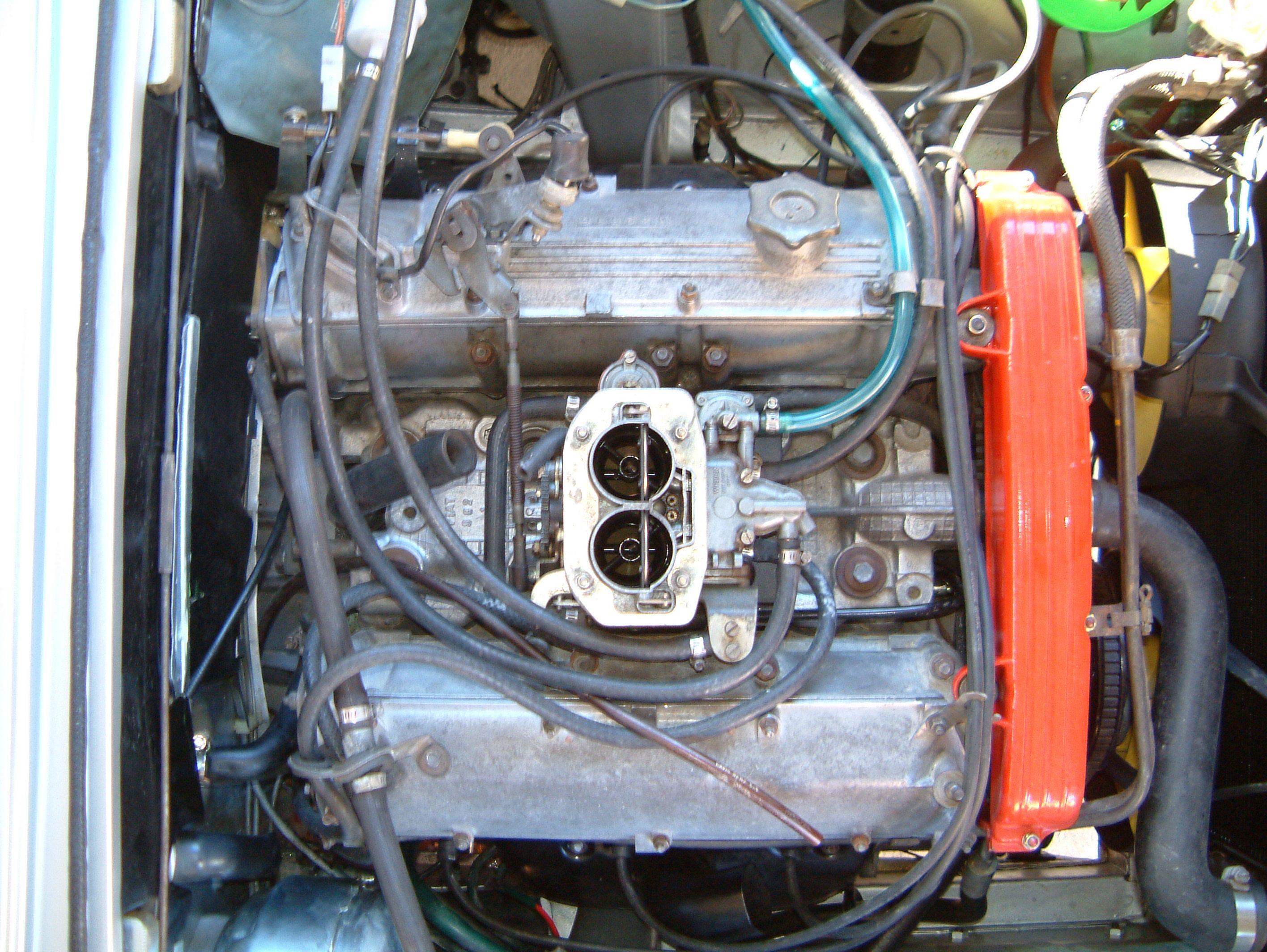 Fiat 130 Engine Top Fiat 130 Heaven Pinterest