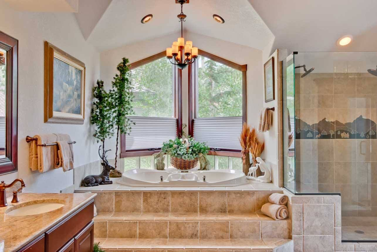 garden tub decorating and home improvement ideas pinterest