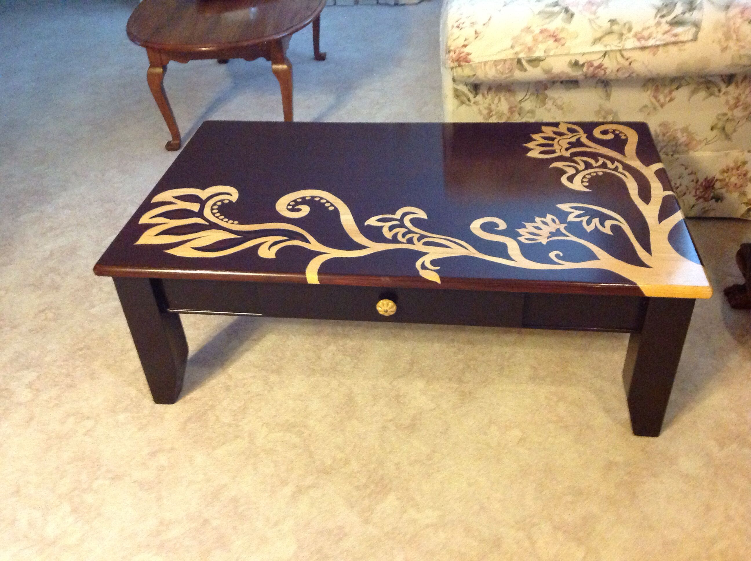 Upcycled Coffee Table For The Home Pinterest