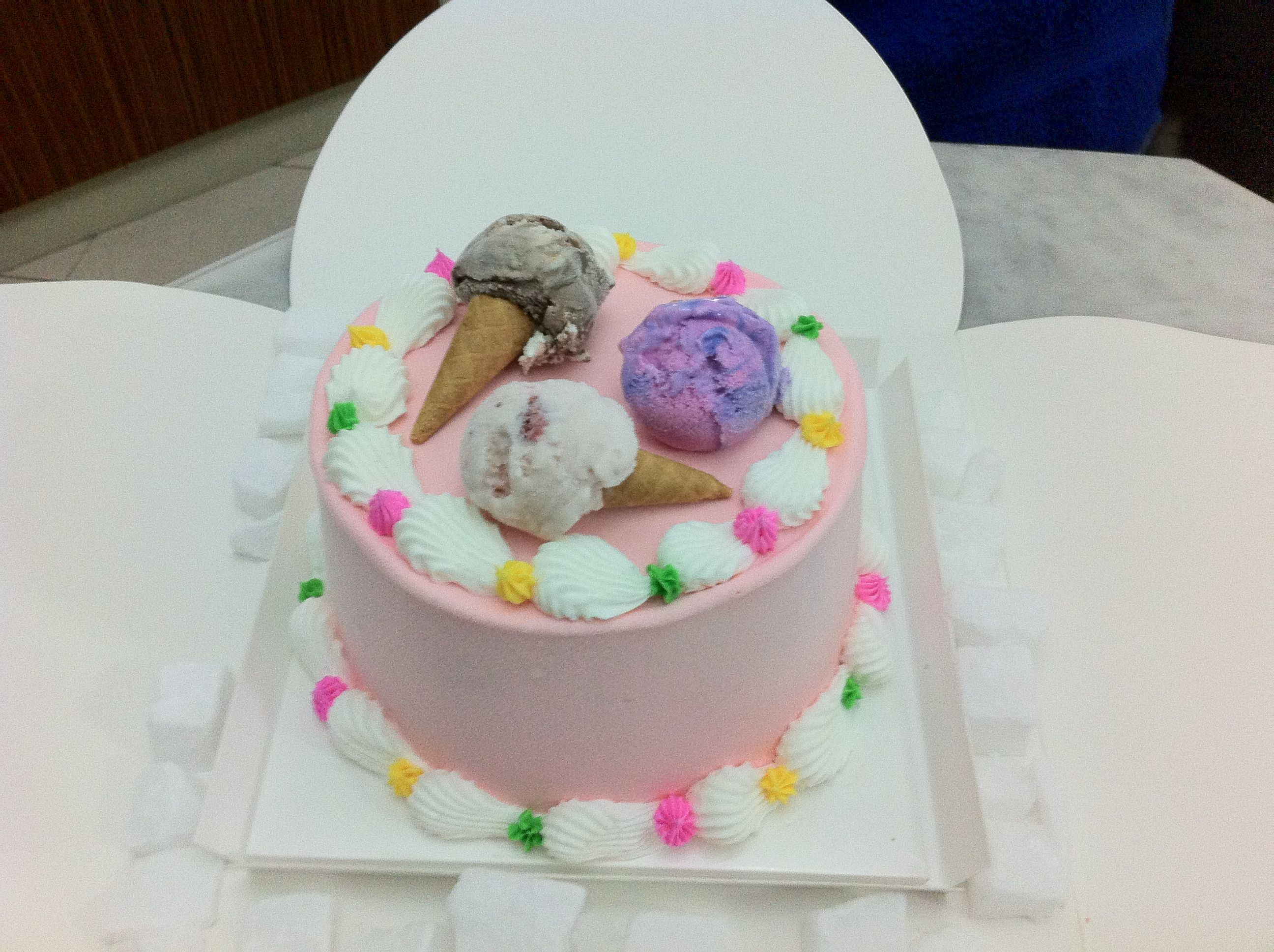 Cake Ice Cream Baskin Robbins : Ice cream cake... Baskin Robbins Cakes Pinterest
