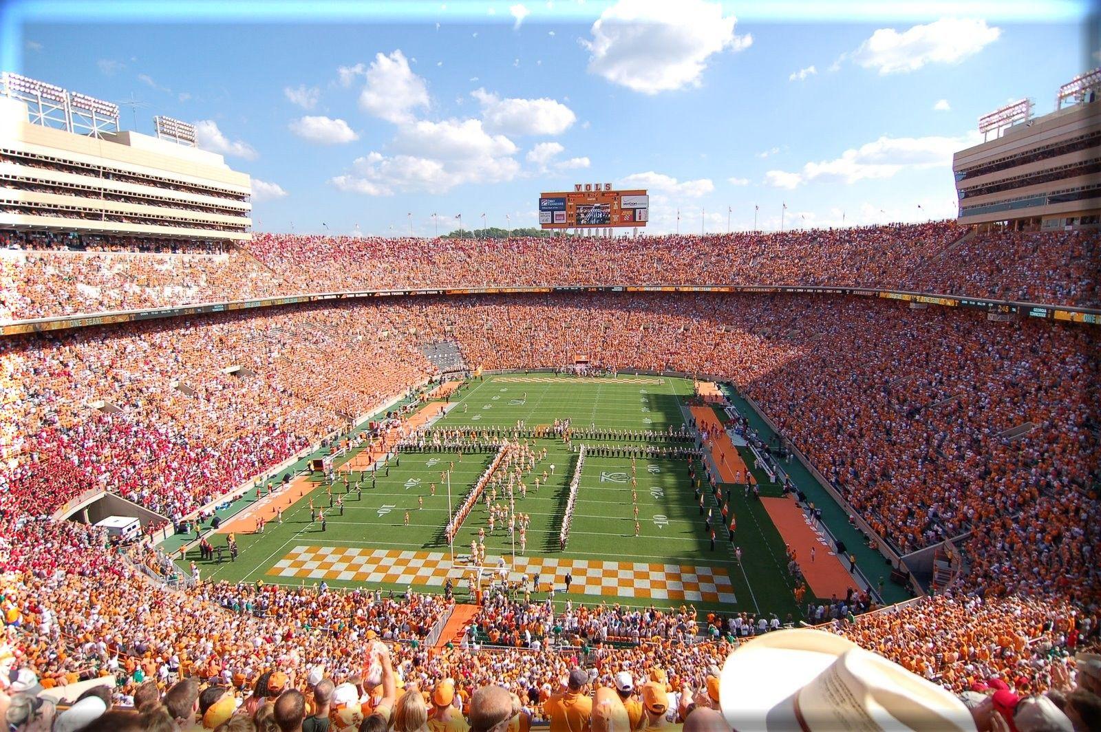 Tennessee Vols Football Stadium