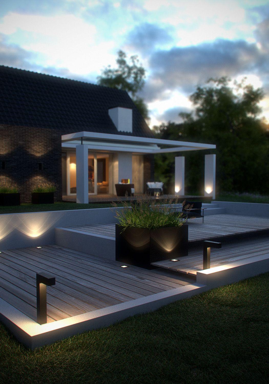 ber ideen zu au enleuchten auf pinterest. Black Bedroom Furniture Sets. Home Design Ideas