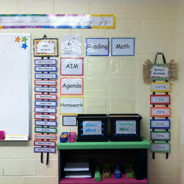 Classroom Organization Ideas 4th Grade ~ Th grade classroom organization teaching ideas pinterest