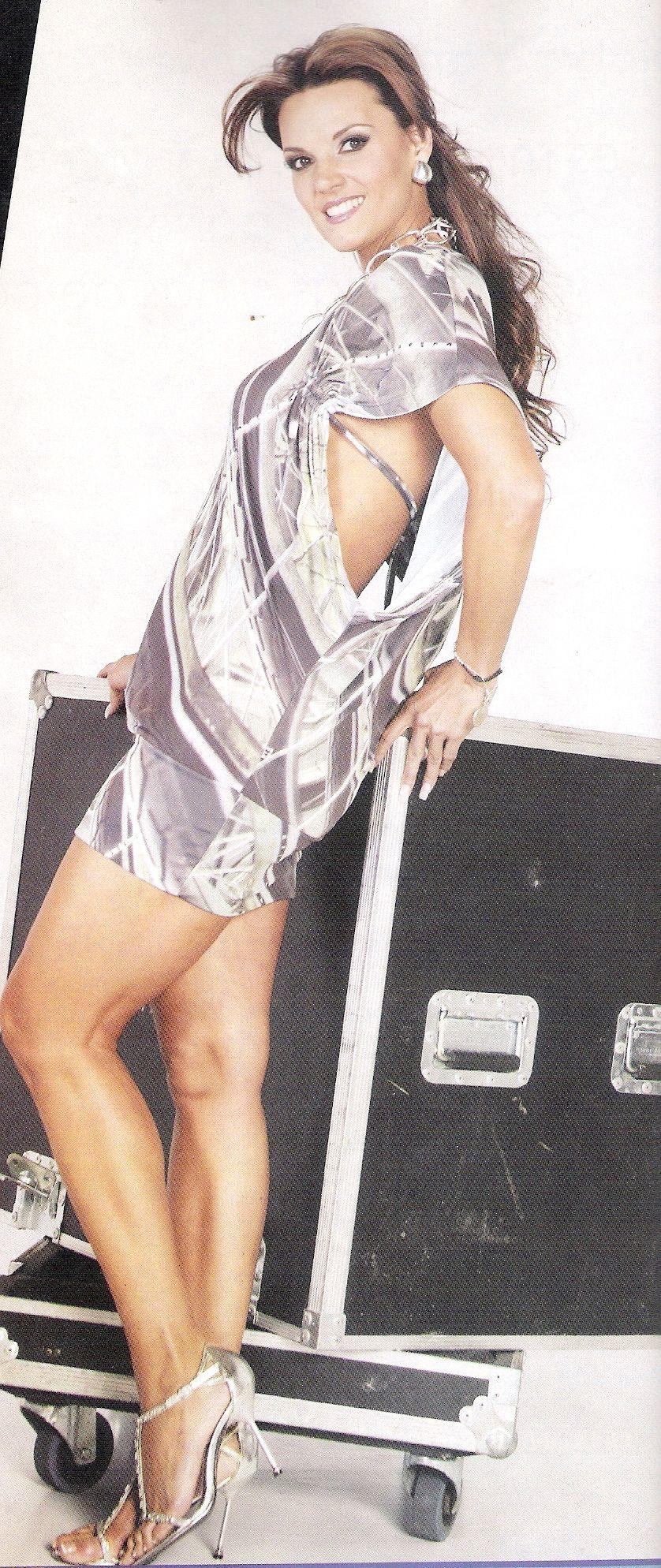 Fotos Maritere Alessandri Revista H Extremo | newhairstylesformen2014 ...