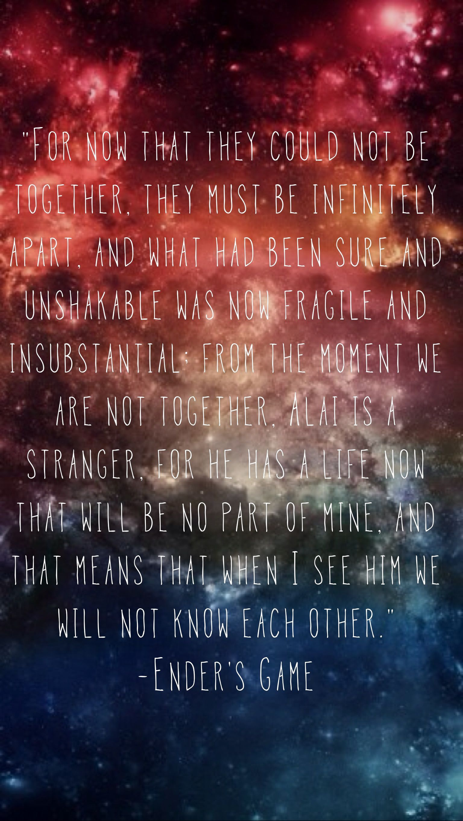 Enders Game Quotes. QuotesGram