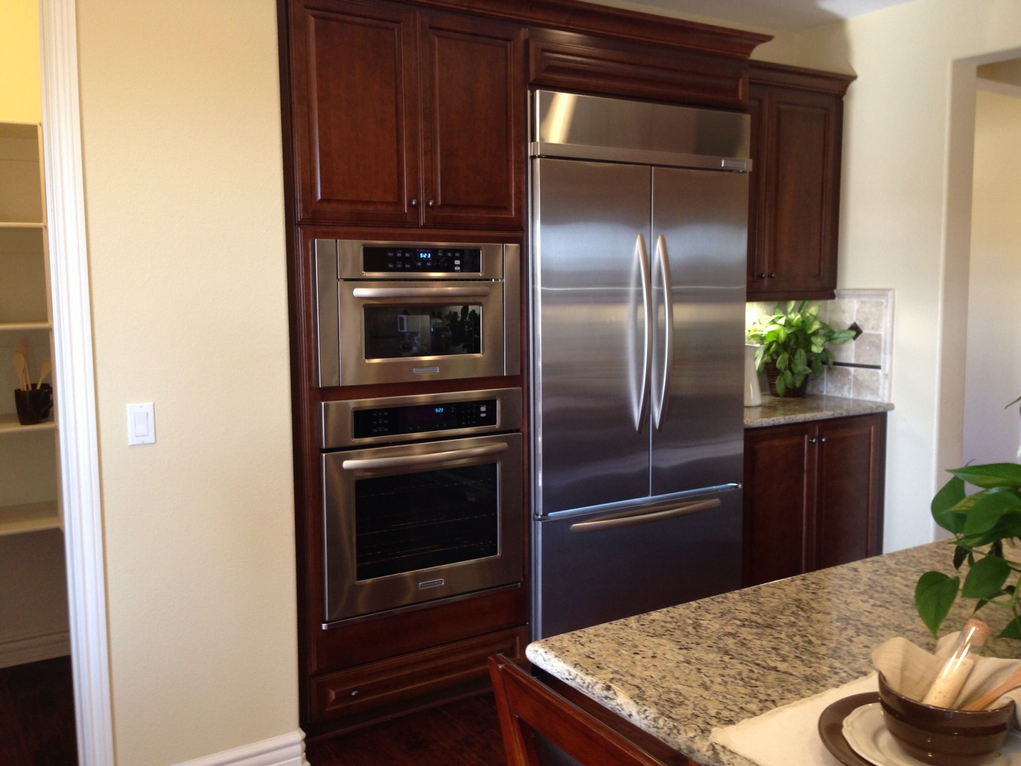 Microwave Placement Kitchen Pinterest